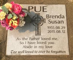 Brenda's Marker